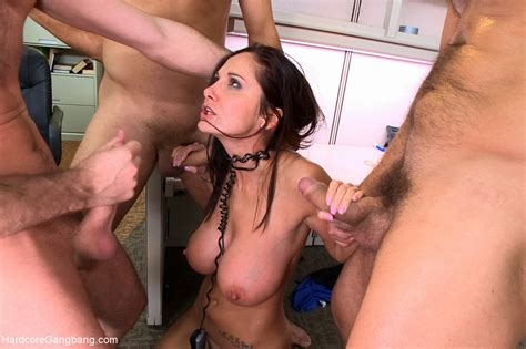 Busty Lady Boss Gets Roped And Fucked Hard Xxx Dessert