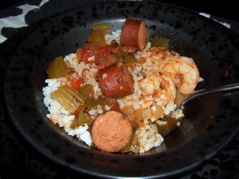crock pot jambalaya pastalaya recipe genius kitchen