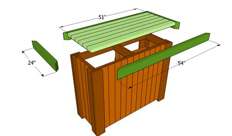 outdoor bar plans  outdoor plans diy shed wooden