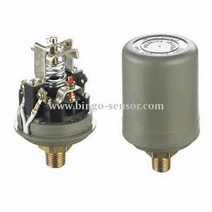China Brass Or Ss Material Water Pump Pressure Switch