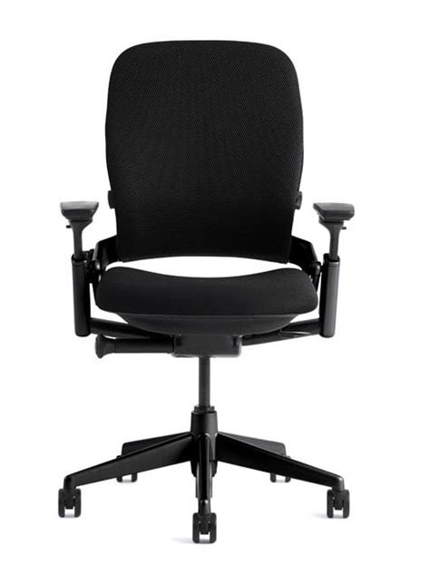 used office chairs leap v1 square back 2 function black