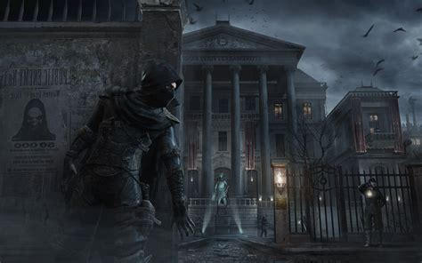 Thief Video Game Hd, Hd Games, 4k Wallpapers, Images, Backgrounds, Photos And Pictures