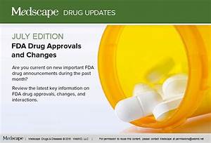 FDA Drug Approvals and Changes: July Edition Nitisinone
