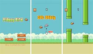 Flappy Bird Action Reaction