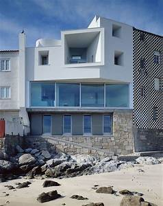 House of the day: Private House in Corrubedo by David ...