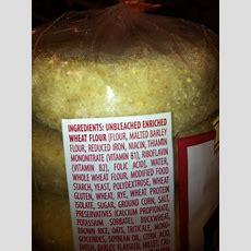 Label Sleuthing  Wishfit Wellness