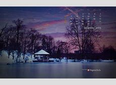 Ivan Morozov Calendar Wallpaper December, 2015