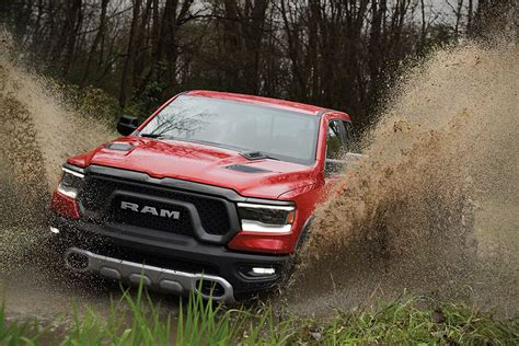 2019 Dodge Ram 1500 Pickup Trucks Hiconsumption