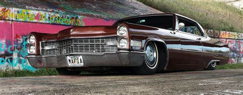 1966 Cadillac Coupe Deville 5.3/TH400 Accuair E-Level SOLD ...