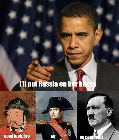 Obama Hitler Meme - you tell em mr president