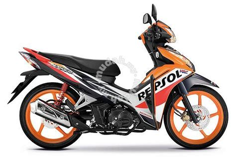 honda wave dash 110 fi 2 disc repsol motosing motorcycles for sale in kuantan pahang