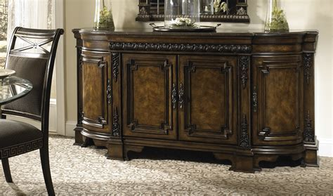 Buy Belvedere Credenza With Marble Top By Fine Furniture