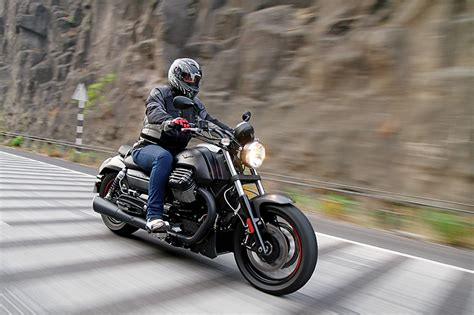 Review Moto Guzzi Audace by Italian Ribelle Moto Guzzi Audace 1400 Ride Review