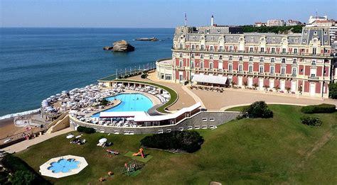 cuisines biarritz hôtel spa cinq étoiles à biarritz avec cuisine