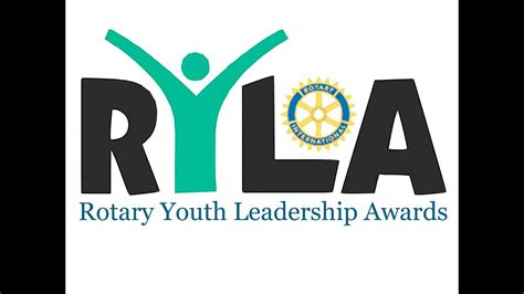 ryla rotary youth leadership awards youtube