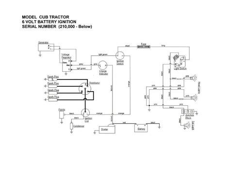 1947 farmall cub wiring diagram 31 wiring diagram images