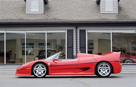 1995 F50 For Sale by 1995 F50 The Speed Journal