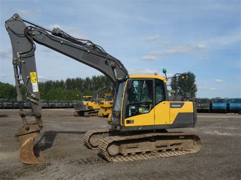 volvo ec dl excavator exmod direct sales