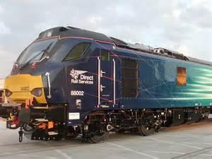88 Class Locomotive