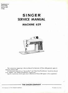 Singer 604