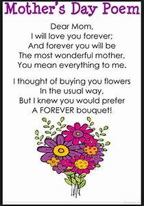 Amazing Mothers Day Poems with Images Pictures for ...
