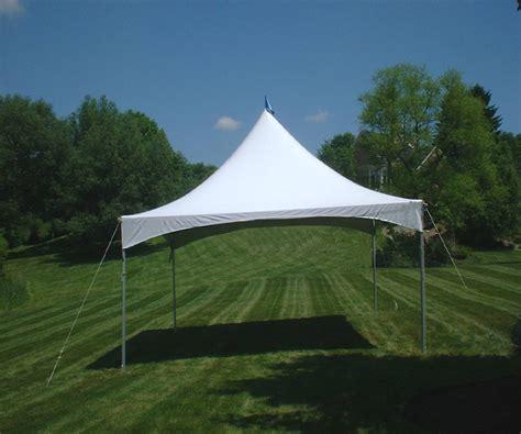 quick peak style frame tent