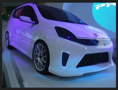Modifikasi Mobil Toyota Agya 2017 by Kumpulan Modifikasi Toyota Agya Terkeren 2017