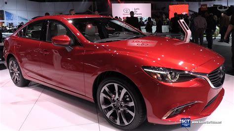 Grand Touring Autos by 2017 Mazda6 Grand Touring Skyactiv Tech Exterior And