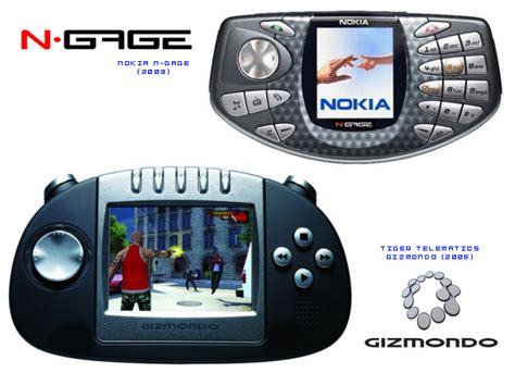 gizmondo console 30 years of handheld systems pcworld