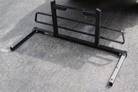 back on the racks back rack on stepside ranger forums the ultimate ford