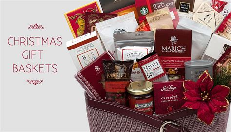christmas gift baskets canada holiday gift baskets