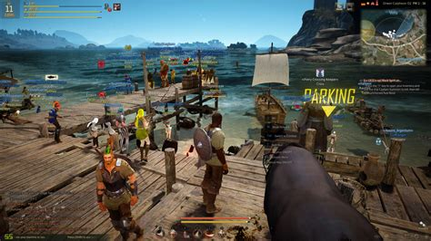 Bdo Afk Fishing Boat by Black Desert Online Pc Review A Virtual Life As Complex