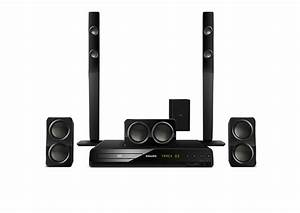 5.1 Home theater HTS3538/40