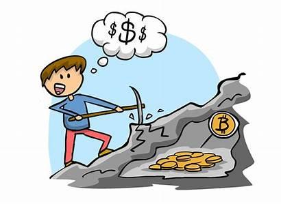 Bitcoin Miner Mine Mining Bitcoins Works Coindesk