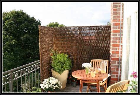 Sichtschutz Balkon Holz by Sichtschutz Balkon Holz Selber Bauen Balkon House Und