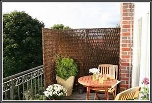 Sichtschutz Selber Bauen : sichtschutz balkon holz selber bauen balkon house und ~ Lizthompson.info Haus und Dekorationen