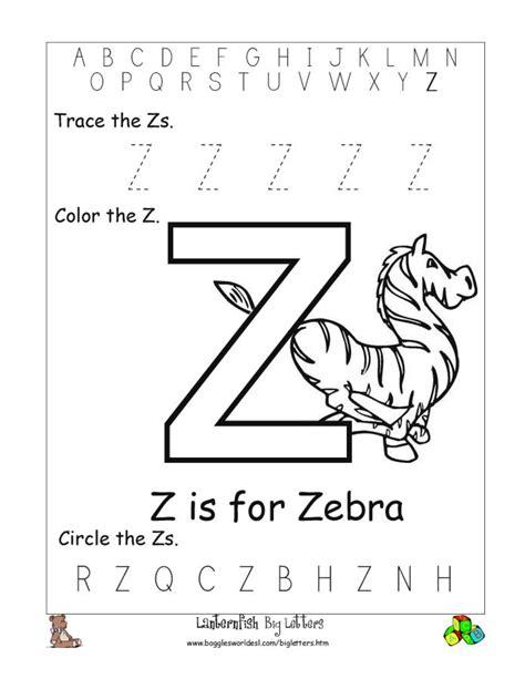 alphabet worksheets  preschoolers alphabet worksheet