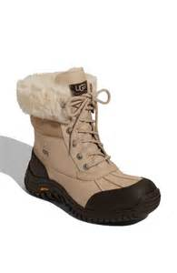 ugg s adirondack ii waterproof boot ugg ugg 39 adirondack ii 39 waterproof boot in brown sand lyst