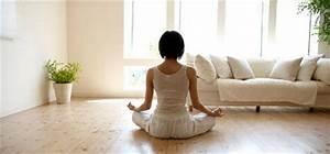 Yoga Zu Hause : yoga bungen f r zu hause woman at ~ Markanthonyermac.com Haus und Dekorationen