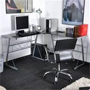 Bureau D Angle Noir : bureau d 39 angle bang plateau verre noir acheter ce produit au meilleur prix ~ Teatrodelosmanantiales.com Idées de Décoration