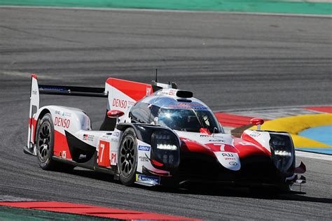 Toyota Wec 2020 by Toyota Wants Different Technology Levels In Wec S Lmp1