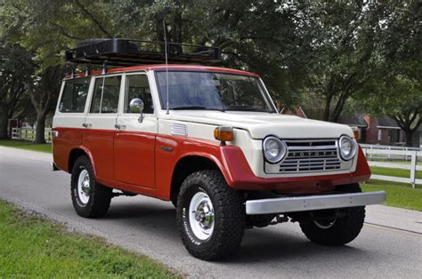 Toyota Fj55 For Sale by Toyota Land Cruiser Fj55 For Sale Bat Auctions