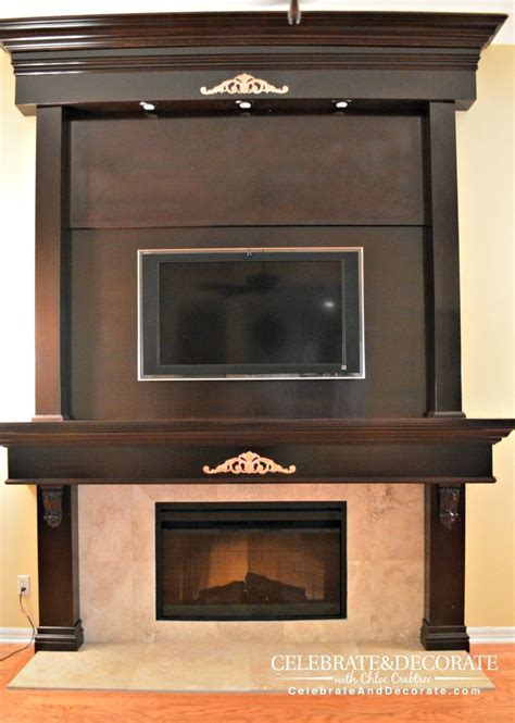 Hometalk   How to Shiplap a Fireplace or a Wall