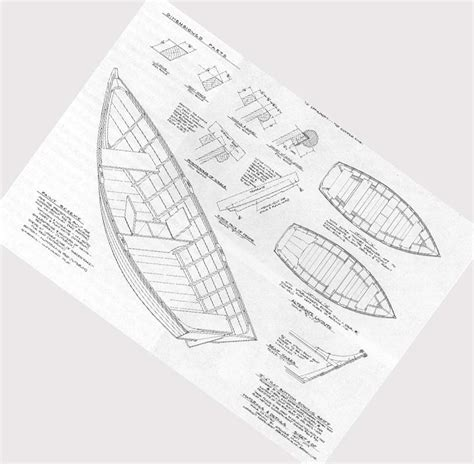 Small Boat Building Plans by Small Boat Building Free Plans 171 Floor Plans