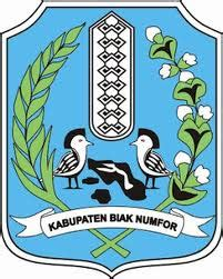 data daftar kabupaten biak numfor provinsi papua