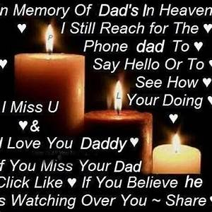 The gallery for --> I Miss You Papa Quotes