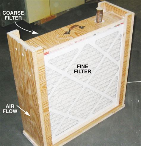 small squirrel cage fan dust collection tips popular woodworking magazine