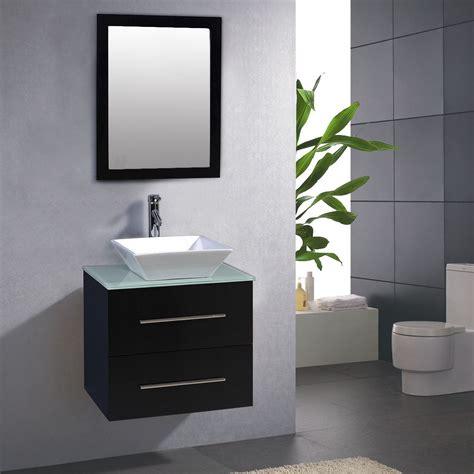 convenience boutique 24 bathroom vanity wall mount