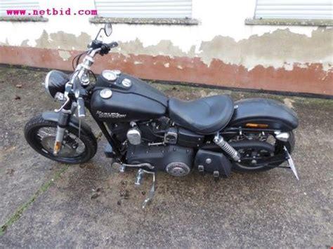 motorrad gebraucht kaufen harley davidson dyna bob fxdb motorrad gebraucht