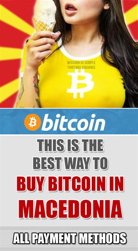 All of the exchanges listed on this page accept visa cards as a form of payment. Buy Bitcoin in Macedonia (BEST WAY) | Buy bitcoin, Bitcoin, Credit card visa